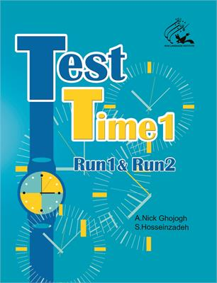 (Test Time 1 (Run 1 and 2
