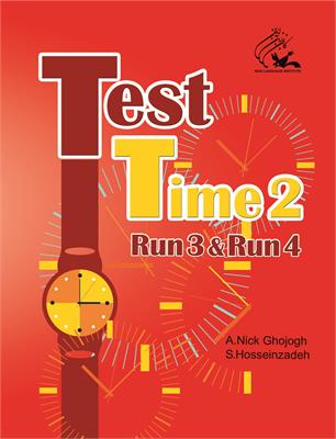 (Test Time 2 (Run 3 and 4