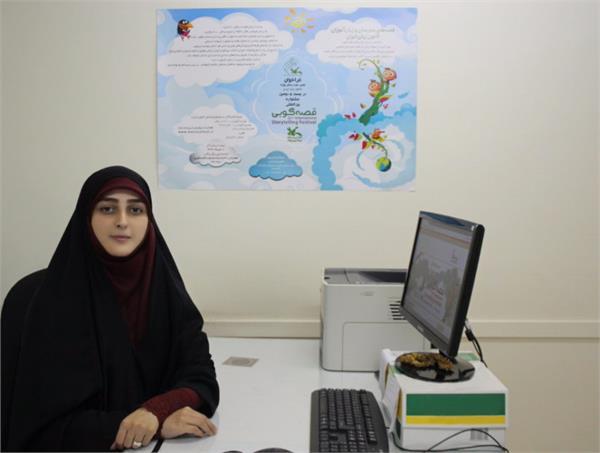 قصهگویی به زبانهای خارجی، ابزاری برای انتقال فرهنگ ایرانی- اسلامی